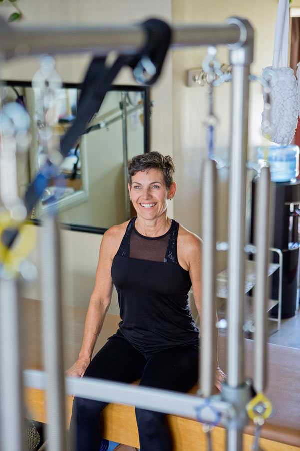 Kelly Shea owner of Pilates With Passion